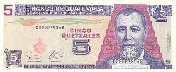 In This Guatemala Currency Guide We Take A Look At