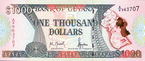 In This Guyana Currency Guide We Take A Look At