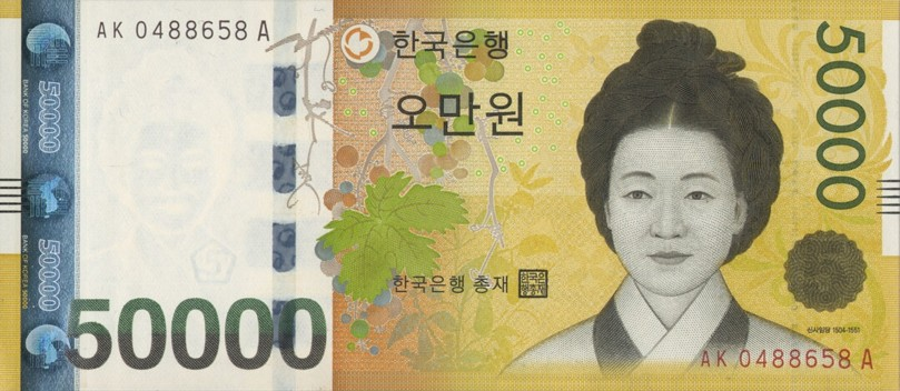 South Korea Foreign Exchange Currency Guide Krw Best
