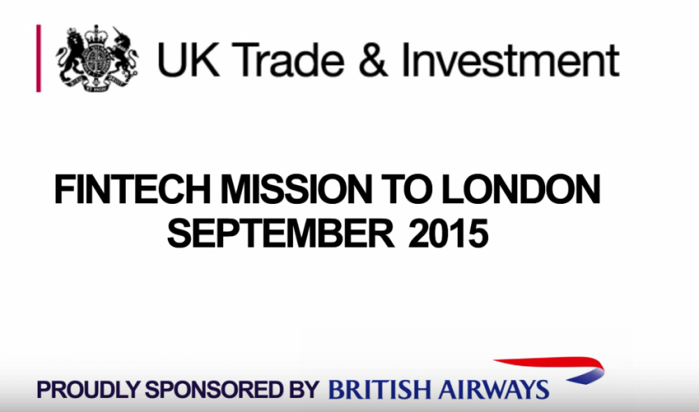 Bestexchangerates On Ukti Trade Mission To London Fintech