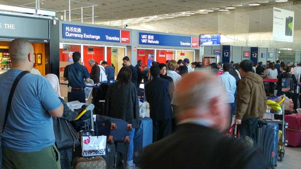 Bangalore airport forex rates